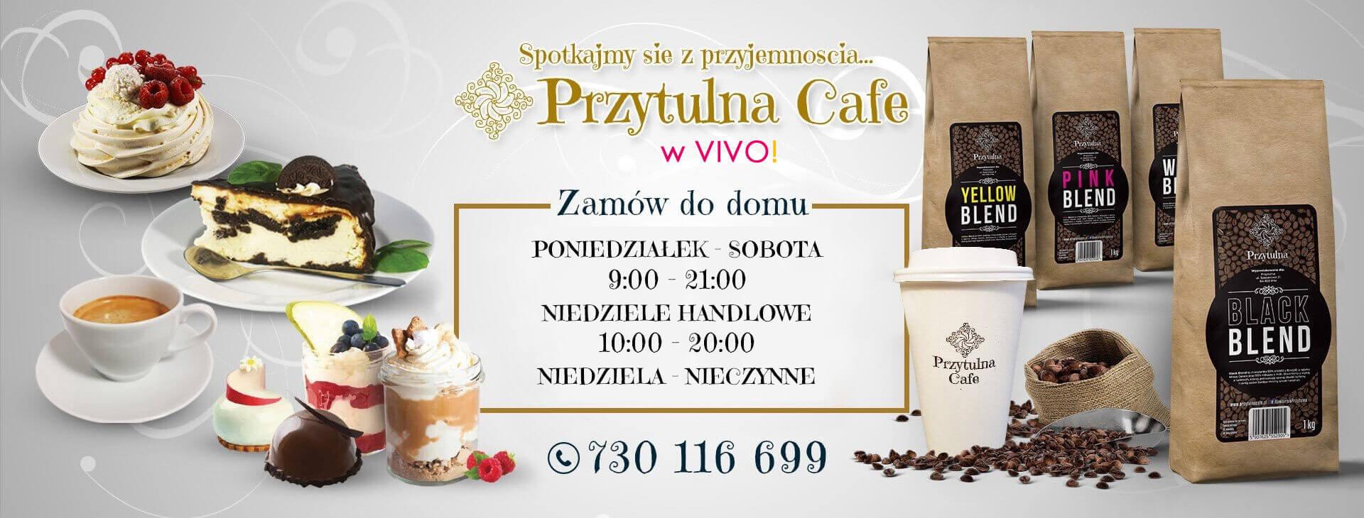 Przytulna Cafe Vivo